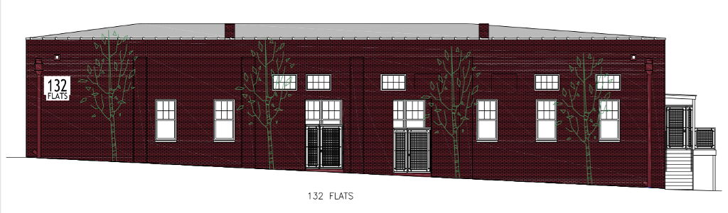 132 FLATS LEE ST ELEVATION